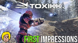 Toxikk! (Free) First Impressions