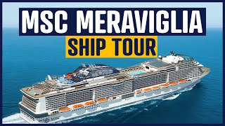 Watch a VIDEO REVIEW of MSC Cruises MSC Meraviglia in 4K Ultra HD. ...
