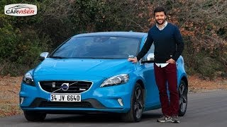 Volvo V40 Test Sr Review English subtitled