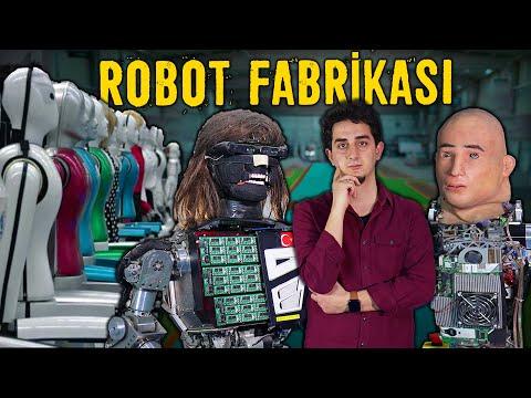Türk Yapımı Robotlar (ADA, ARAT, AKINCI, AS-PNCR...)