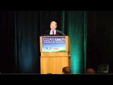 Keynote - Beyond Climate: Driving Clean-Tech Growth Through Economics
