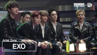 Download Video [2016MAMA x M2] EXO Reaction to TWICE's performance MP3 3GP MP4