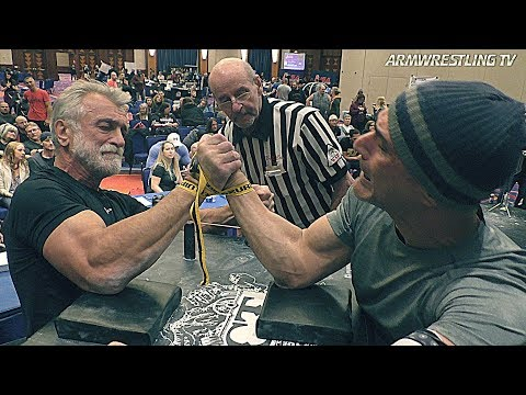 New England Arm Wrestling Championship 2017 RIGHT
