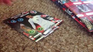 Comparing Adrenalyn XL England to Adrenalyn XL Euro 2016 English Players! Base Card Edition