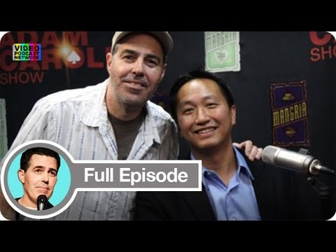 Lee Cheng & Patent Troll Killers | The Adam Carolla Show | Video Podcast Network