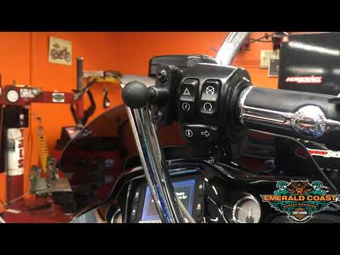 Updating the Harley-Davidson Infotainment System