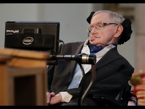 Stephen Hawking: Humans must leave Earth within 100 years