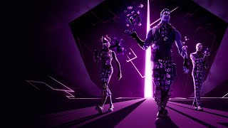 Fortnite New Dark Reflections Pack