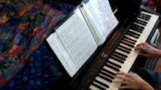 孤單北半球 - 林依晨, 鋼琴 Piano
