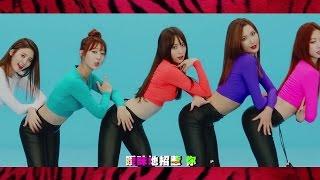 Скачать EXID Up Down 韓國新性感女神 中文字幕 MV 收錄於 第二張迷你專輯AH YEAH 台灣收藏版