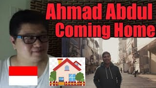 (Filipino Reaction) Ahmad Abdul - Coming Home (Official Music Video)