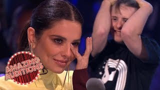 MOST Inspiring Dance Audition Ever Brings Judges To TEARS   Amazing Auditions