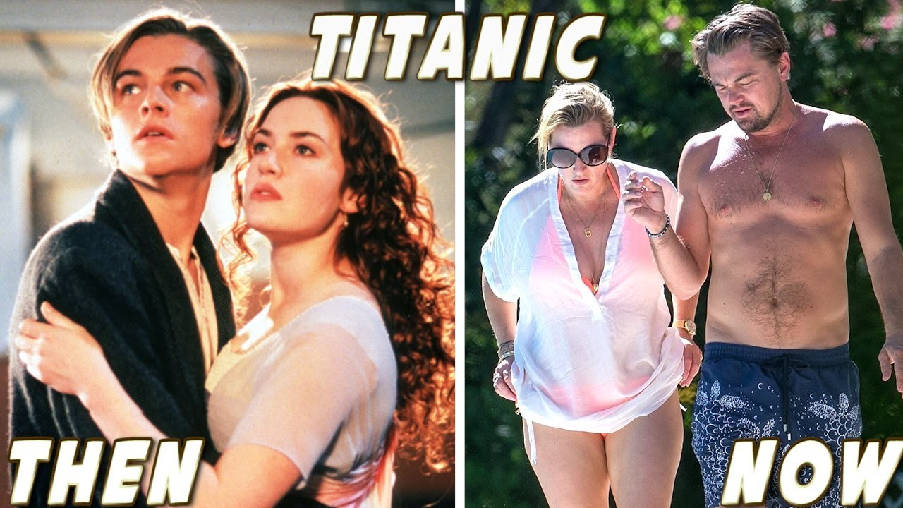 Download Titanic ★ Then And Now
