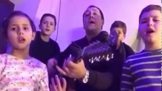 Песня Рождество - поздравление с Рождеством  |   Василий Перебиковский с детьми!