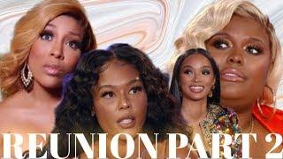 "Recap/Review of Love & Hip Hop Hollywood ""THE REUNION PART 2"" (Season 5, Episode 18)"