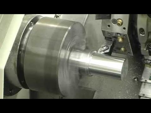 Part program for CNC Lathe machine (Part 1). Programming for Turning Operation.