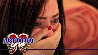 Abgestempelt: Tränen nach der Enthüllung | Just Tattoo Of Us | MTV Deutschland