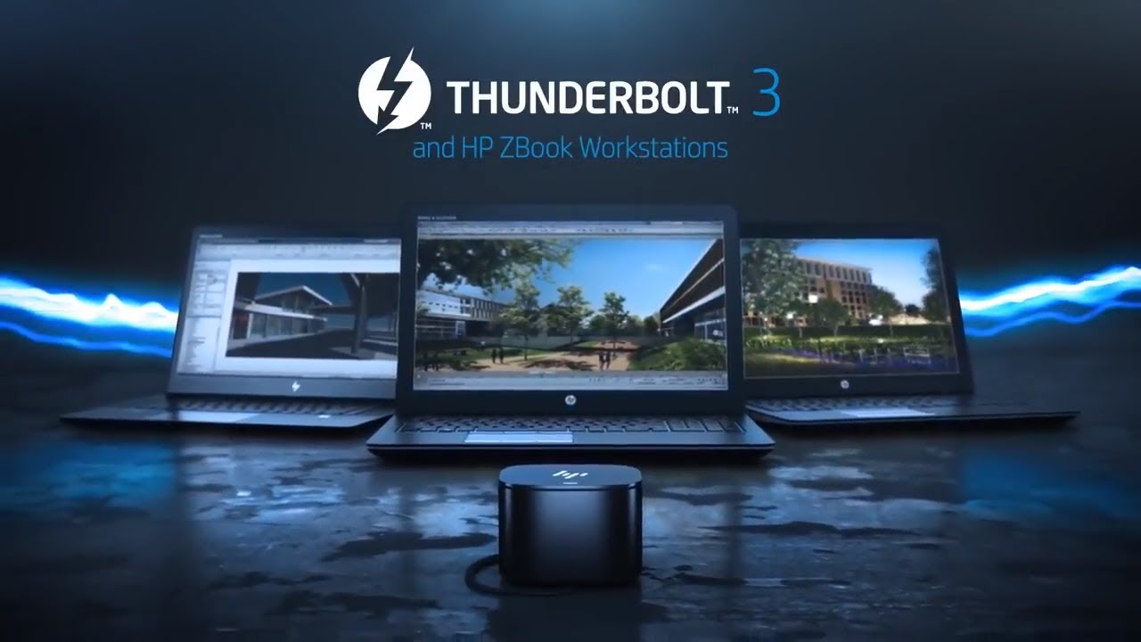 HP ZBook Dock with Thunderbolt 3 | HP®