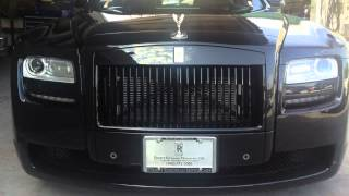 Rolls-Royce GHOST - World Premiere