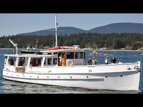 Norwester - John Wayne's 1st Yacht - For Sale