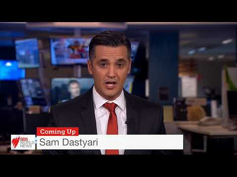SBS World News Australia Live news update - new graphics
