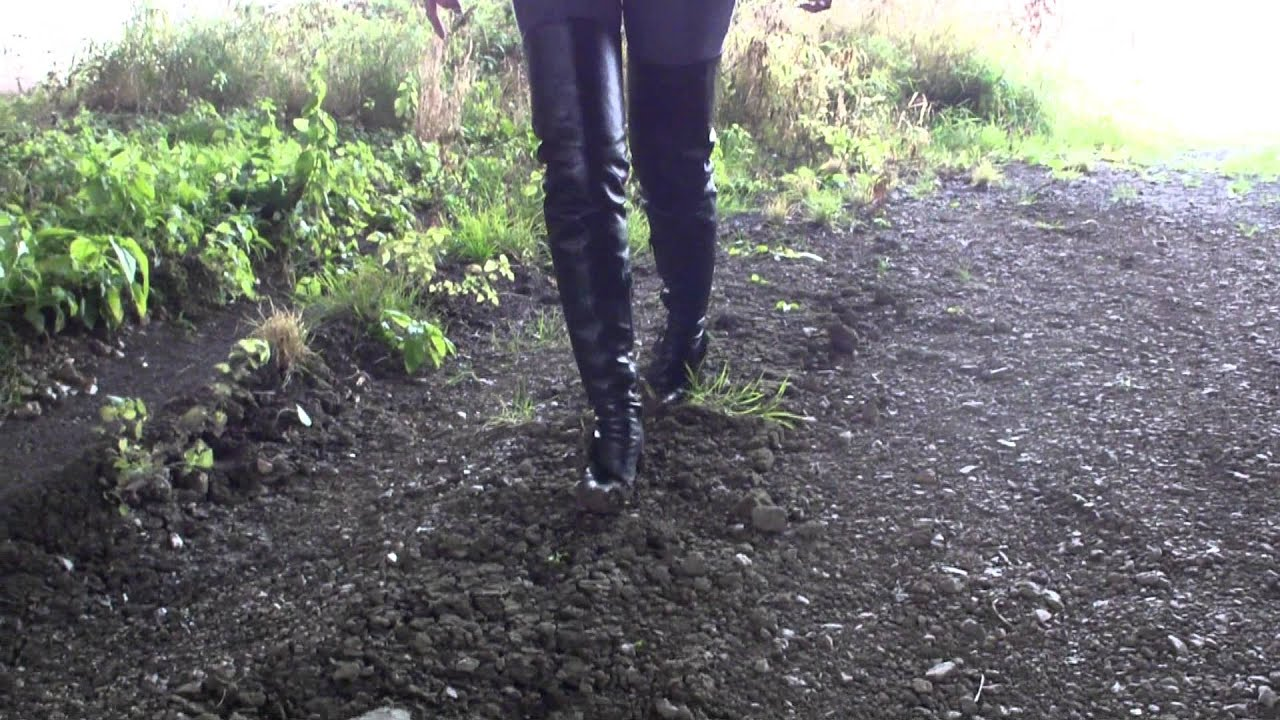 Gio Hel Stiefel Im Matsch Gio Hel Boots In Mud Youtube