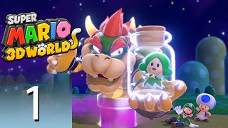 Super Mario 3D World - Episode 1: Feeling Catty
