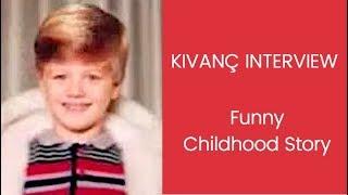 Kivanc Tatlitug ❖ Interview ❖ Funny childhood story ❖ English subtitles