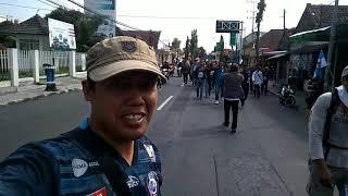 Gerak jalan Turen Malang Legendaris