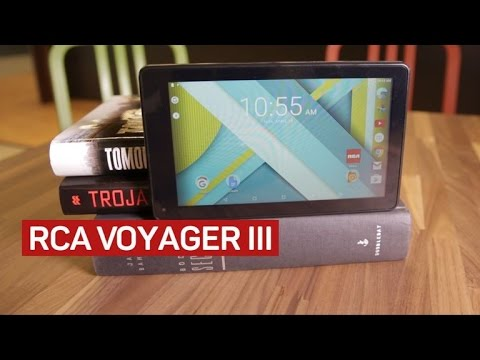 RCA Voyager III - This dirt-cheap tablet isn't worth your time