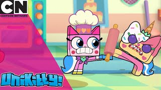 Unikitty! | Cake Chaos | Cartoon Network UK