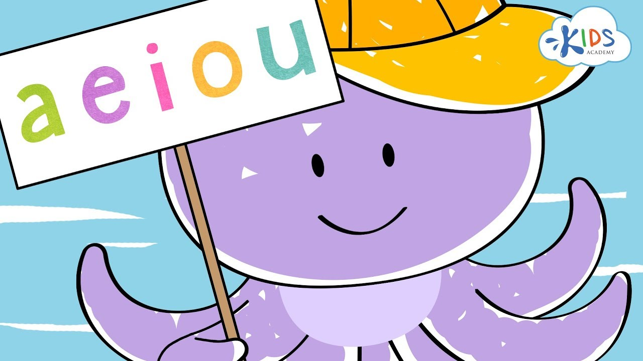 Download Long and Short Vowels for Kids: A E I O U | Learn English Grammar  Kids Academy