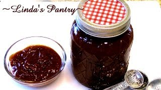 ~chipotle Bbq Sauce With Linda's Pantry~