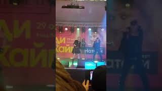 """Натали - """"Давай со мной за звёздами"""" (Live @ """"Континент. Пространство """"Хайп""""""""; 29.10.2017)"""