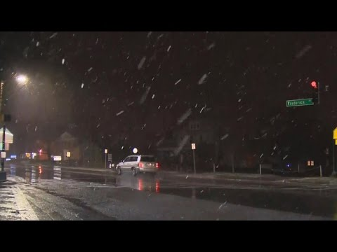 State of emergency declared in Maryland as snowstorm approaches