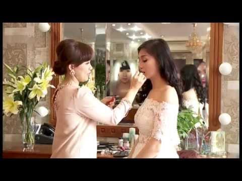 Kim Tuyến làm đẹp cùng bạn – Trang điểm cô dâu ngày hè (Chương trình Thời trang & cuộc sống HTV) | Bao quát những thông tin liên quan đến thời trang trang điểm đầy đủ