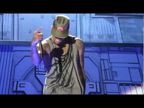 Chris Brown - Deuces live (Berlin O2 World)