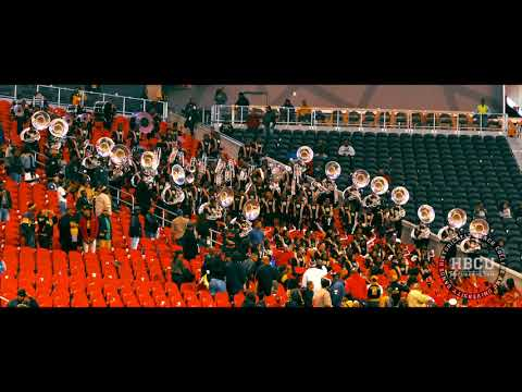 Rockstar - Grambling State University Marching Band | Celebration Bowl 2017 | 4K