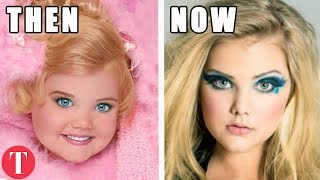 The Cast Of Toddlers And Tiaras ALL GROWN UP thumbnail