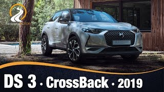 DS 3 CROSSBACK 2019 | Información Review Español