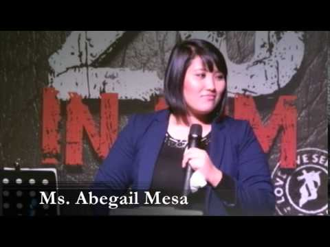 28th Anniversary with Abegail Mesa (4th Sunday)
