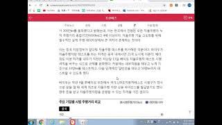[중국기업 분석] 알리바바, 텐센트, 바이두 9회