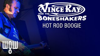 Whitby Goth Weekend - Vince Ray & The Boneshakers -
