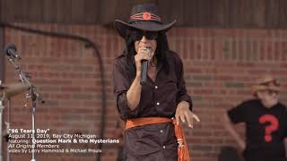 96 Tears Day Feat Original Question Mark The Mysterians 8 11 19 Bay City MI