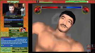 #85 N64 Challenge - Knockout Kings 2000