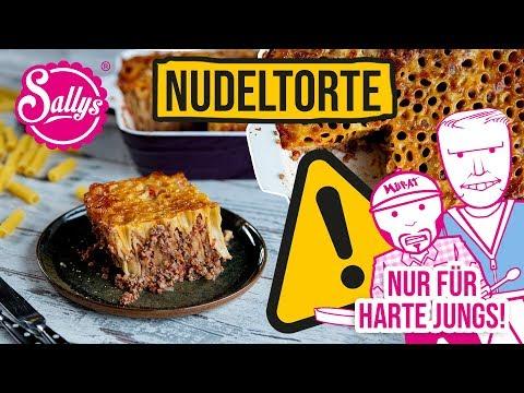 Nudel-Torte für harte Männer 😎😂 / Murats 5 Minuten / Sallys Welt