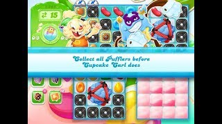 Candy Crush Jelly Saga Level 1265 (No boosters)