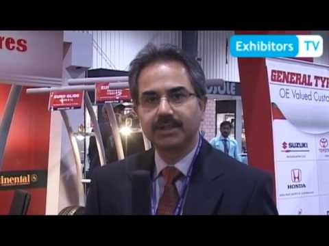 The General Tyre and Rubber Company of Pakistan Limited at Pakistan Auto Show 2013 (Exhibitors TV)