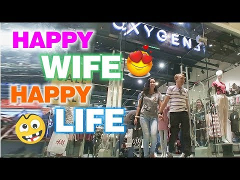 Shopping Time At Oxygen In Ayala Center Mall Cebu Philippines | Funny Sales People Experience