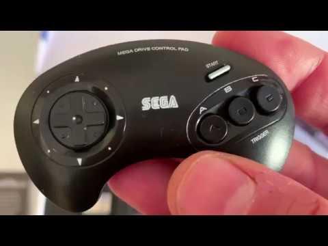 SEGA Mega Drive mini 1:2 3 Scale Model